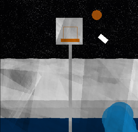Jetpack Basketball