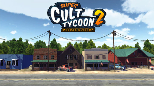 Super Cult Tycoon 2 : Deluxe Edition